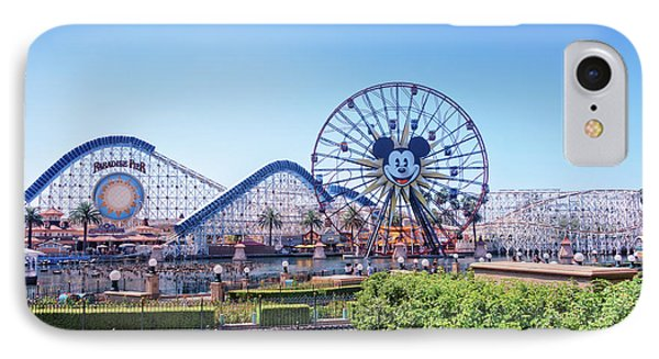 Paradise Pier IPhone Case