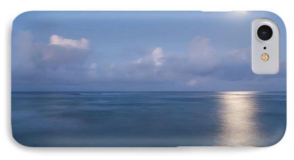 Pastel Moonset IPhone Case