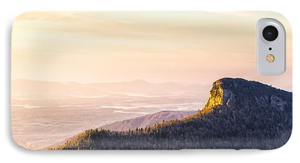Table Rock Mountain - Linville Gorge North Carolina IPhone Case