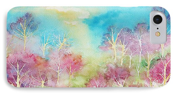 Pastel Spring IPhone Case