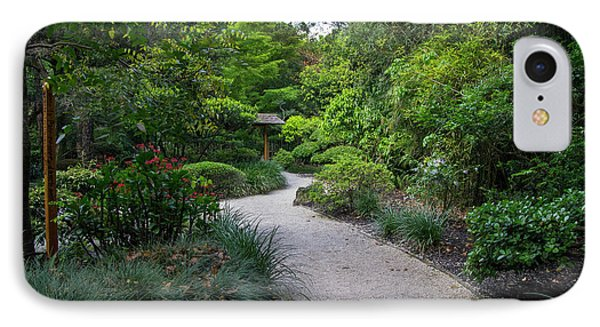 Peaceful Pathway IPhone Case