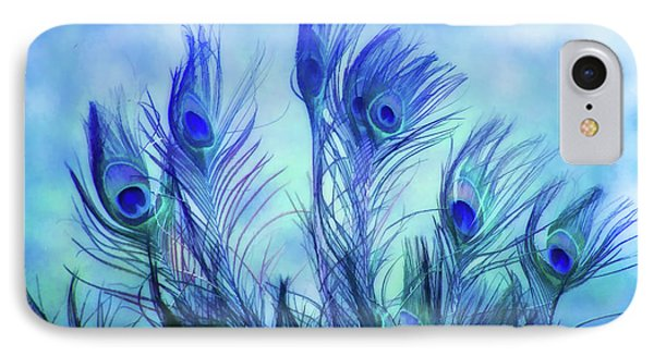 Peacock Beauty IPhone Case