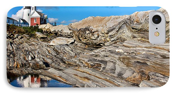 Pemaquid Point  IPhone Case