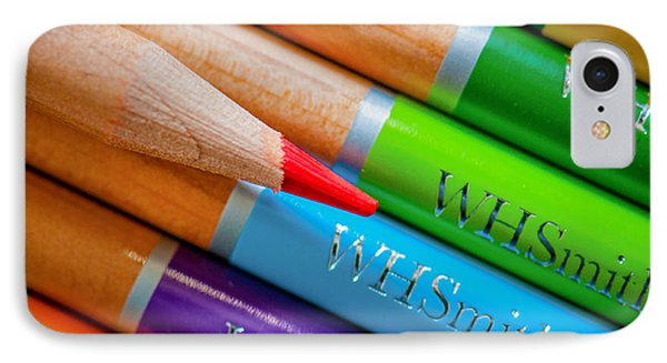 Pencils 3 IPhone Case