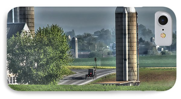 Pennsylvania - Amish Country  IPhone Case