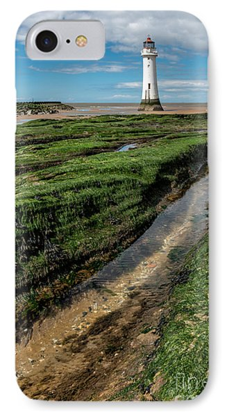 Perch Rock Lighthouse IPhone Case