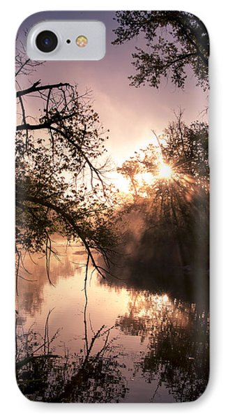 Perfect Reflections IPhone Case