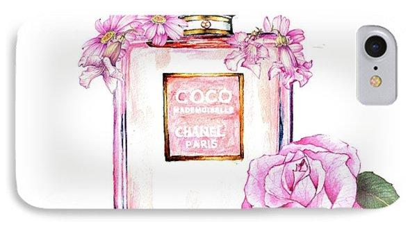 Perfume Florals IPhone Case