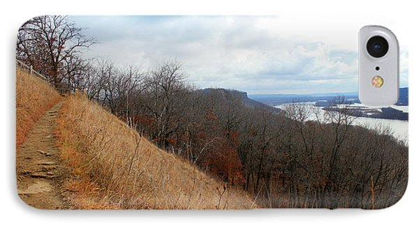 Perrot State Park Mississippi River 5 IPhone Case
