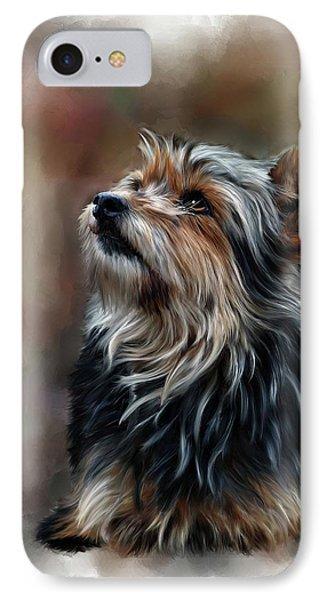 Pet Dog Portrait IPhone Case
