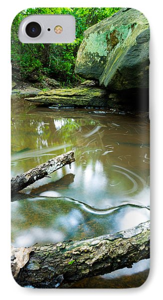 Peter's Creek IPhone Case