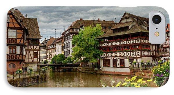 Petite France, Strasbourg IPhone Case