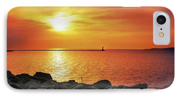 Petoskey Sunset IPhone Case
