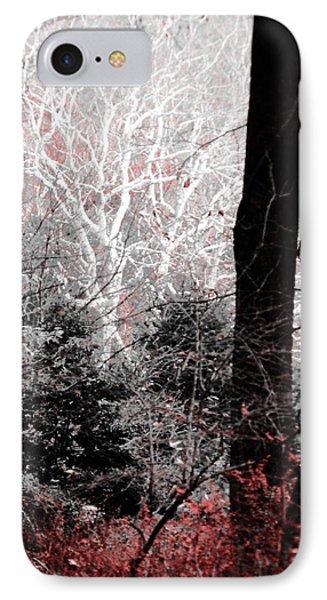Phantasm In Wildwood IPhone Case