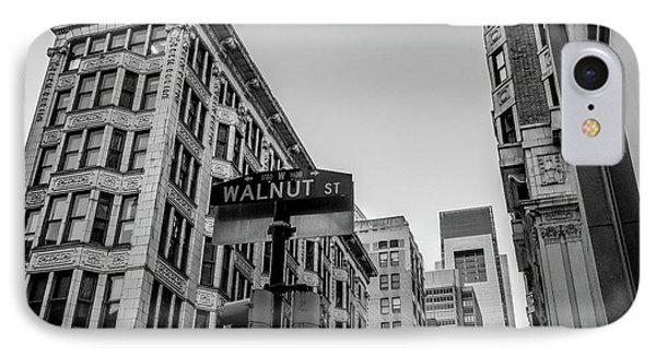 Philadelphia Urban Landscape - 0980 IPhone Case
