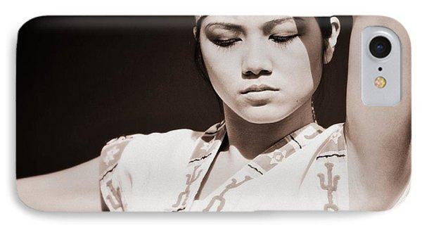 Philippino Dancer IPhone Case