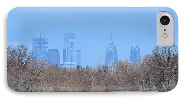Philly From Afar IPhone Case