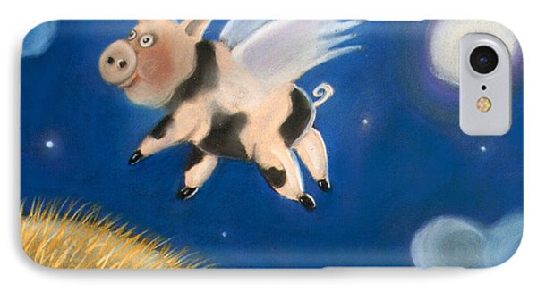 Pigs Might Fly IPhone Case