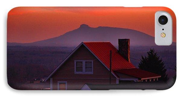 Pilot Sunset Overlook IPhone Case