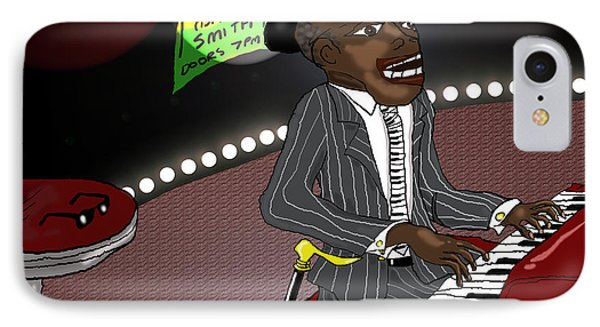 Pinetop Perkins IPhone Case