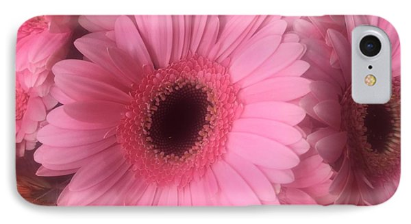 Pink Petals IPhone Case