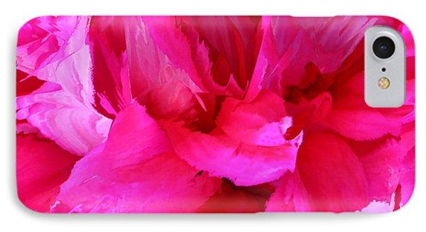 Pink Splash IPhone Case