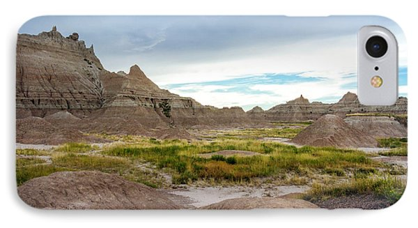 Pinnacles Of The Badlands IPhone Case