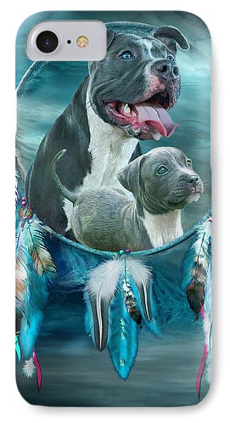 Pit Bulls - Rez Dog IPhone Case
