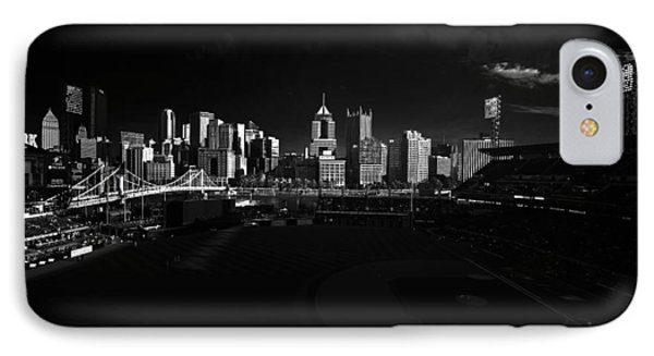 Pittsburgh Skyline Pnc Park Pirates IPhone Case