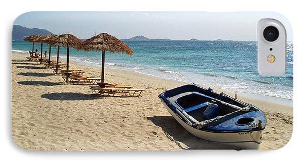 Plaka Beach IPhone Case
