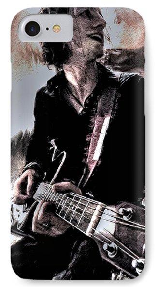 Playin' Grunge IPhone Case