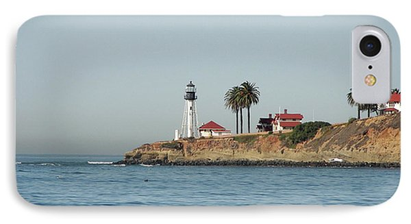 Point Loma Lower Lighthouse IPhone Case