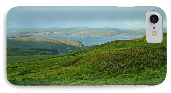 Point Reyes Overlooking Tomales Bay IPhone Case