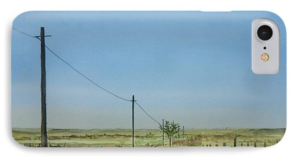 Poles Apart IPhone Case
