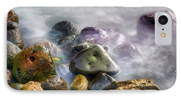 Polished Rocks IPhone Case