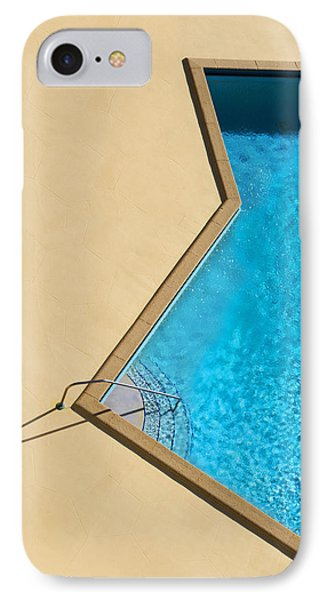 Pool Modern IPhone Case