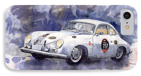 Porsche 356 Coupe IPhone Case