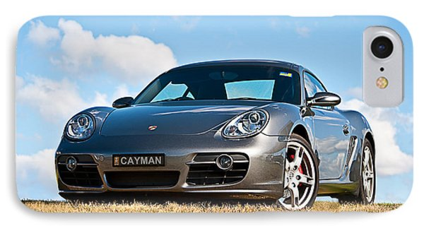 Porsche Cayman IPhone Case