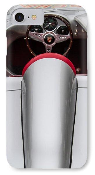 Porsche Spyder Cockpit IPhone Case