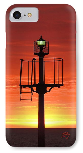 Port Hughes Lookout IPhone Case
