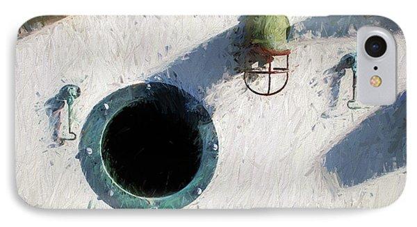 Portal To The Sea, Fine Art Print IPhone Case