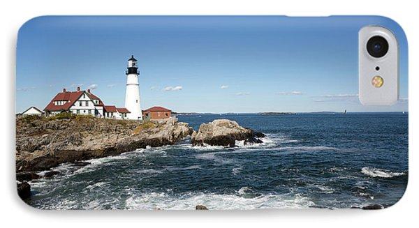 Portland Head Lighthouse Maine IPhone Case