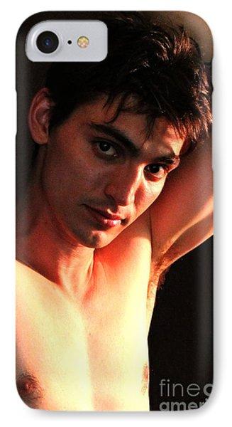 Portrait Of Alex IPhone Case