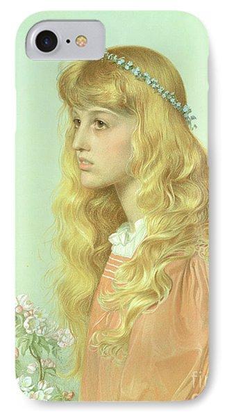 Portrait Of Miss Adele Donaldson, 1897 IPhone Case