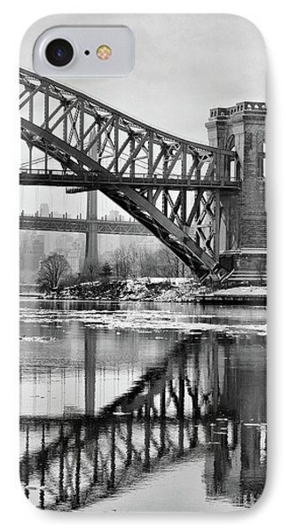 Portrait Of The Hellgate IPhone Case