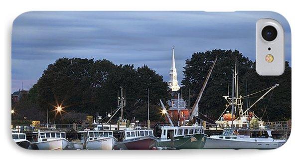 Portsmouth Fish Pier IPhone Case