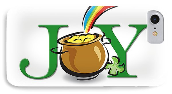 Pot Of Gold Joy IPhone Case