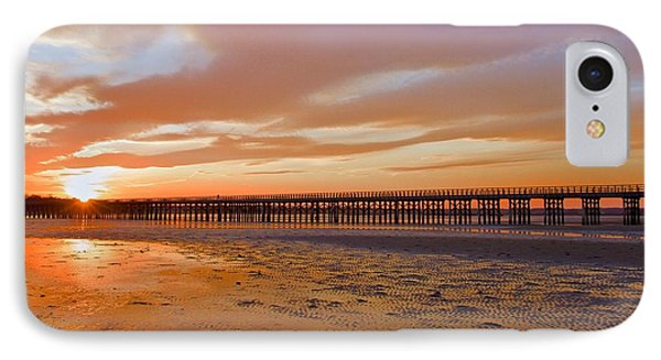 Powder Point Bridge Duxbury IPhone Case