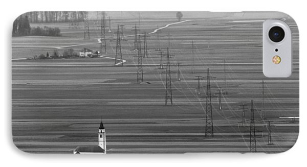Power Grid IPhone Case