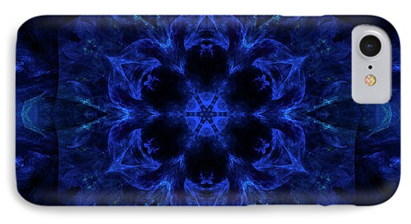 Power Of The Water Mandala 6 IPhone Case